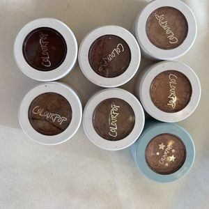 Colour Pop Super Shock Shadow Bundle